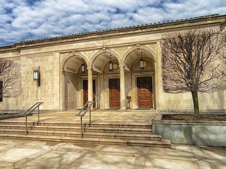 Frick Art Museum, Pittsburgh, Pennsylvania, City
