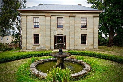 Stately House, Residence, Narryna House, Hobart