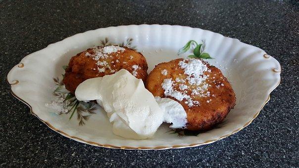 Cheesecakes, Sour Cream, Tasty, Food, Kitchen