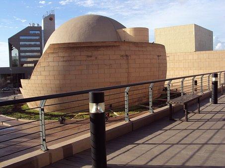 Cecut, Tijuana, Syline, Architecture, Landmark