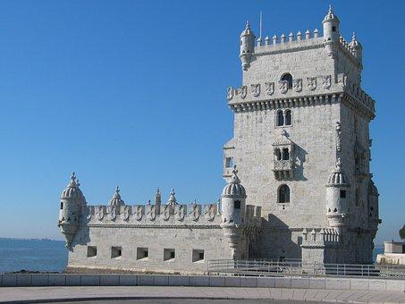 Castle, Building, Landmark, Travel, Tourism, Historical