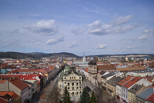 Košice Slovakia, Views, Tower, City, Slovakia, Culture