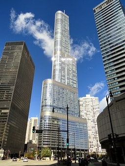 Chicago, Illinois, Trump International Hotel, Tower