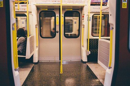 Subway, Metro, Doors, Transportation, Travel, Urban