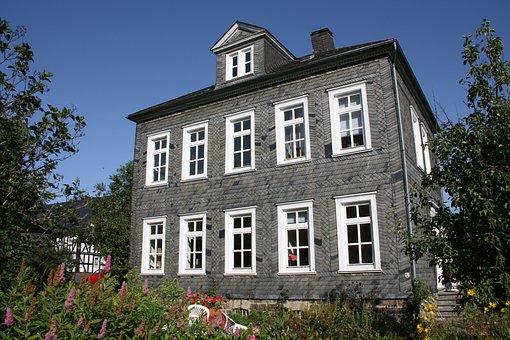 Manse, Weidenhausen, Cultural, Heritage, Monument