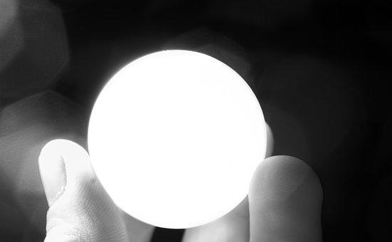 Bright, Monotone, Light, White, Design, Gray, Material