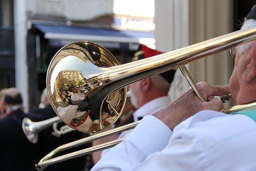 Trumpet, Brass, Music, The Centre Of Kecskemét