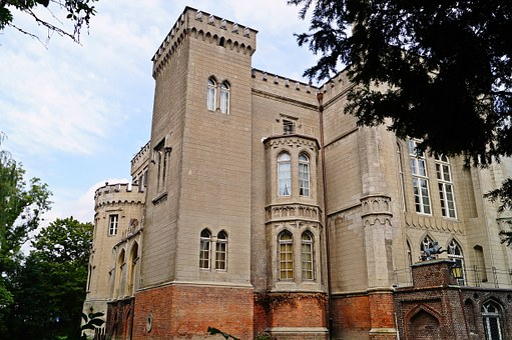 Kornik Castle, Poland, Building, Historic, Architecture