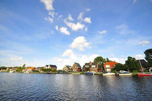 Amsterdam, Canals, Netherlands, Holland, Travel, Dutch