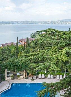Lake Garda, Italy, Europe, Travel, Tourism, Water
