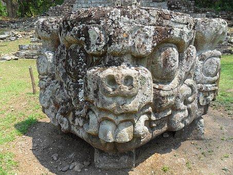 Honduras, Tourism, Ruinasdecopan