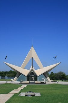 South African Air Force Memorial, Monument, Star Design