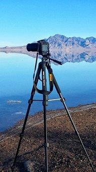 Photography, Shooting, Camera, Nikon, Tripod