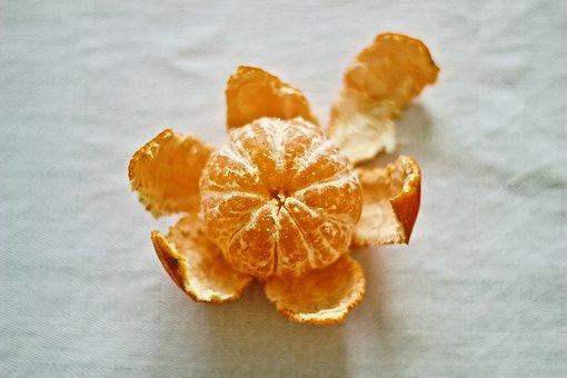 Orange, Fruit, Fine, Yellow, Sweet, Snack, Mandarin