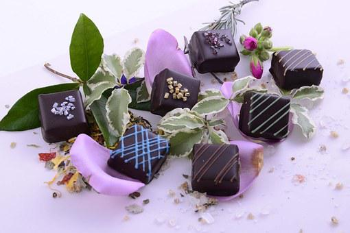 Chocolate, Somad, Luxury, French, Candy, Desert
