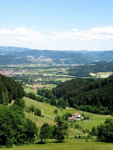 Black Forest, View, Landscape, Distant View, Oberried