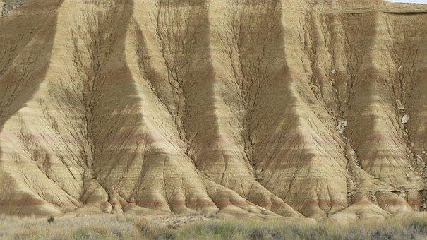 Bardenas, Navarre, Desert