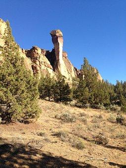 Desert, Smith Rock, Outdoors