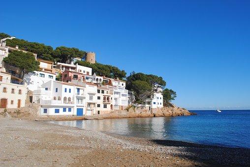 Begur, Girona Coastline, Catalonia, Girona, Europe