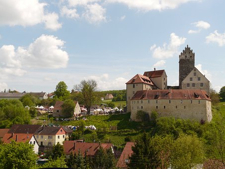 Katzenstein, Egau, Roman Road, Bopfingen, Castle
