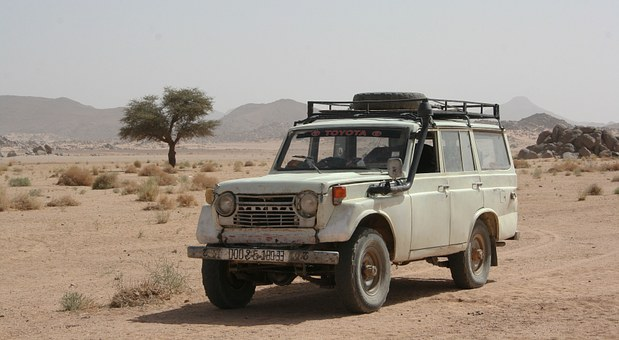 Algeria, Sahara, 4x4, Desert