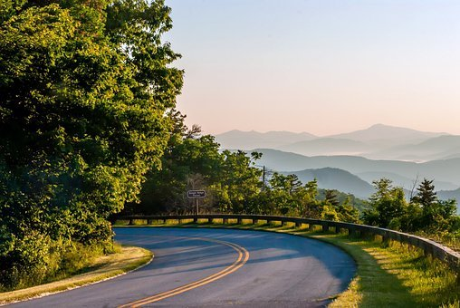 America, Appalachia, Appalachians, Asheville, August