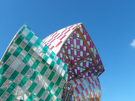 Vuitton Foundation, Paris, France, Architecture