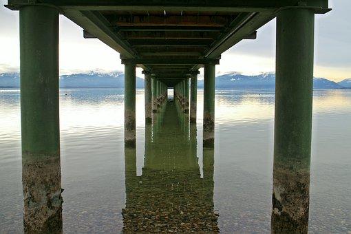 Bridge, Web, Bridge Piers, Pillar, Stueze, Support