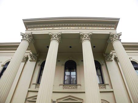 Melbourne, Menzies Foundation, Building, Architecture