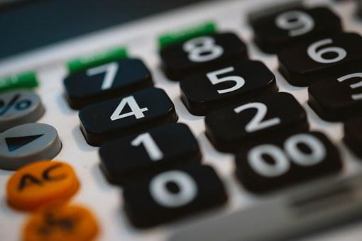 Calculator, Business, Office, Accounting, Finance