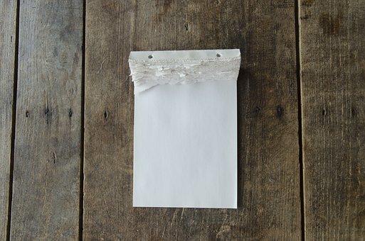 Block Calender, Empty, Paper, Calendar, Blank, Copy