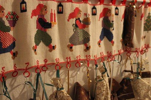Advent Calendar, Advent, Calendar, Christmas, Surprise