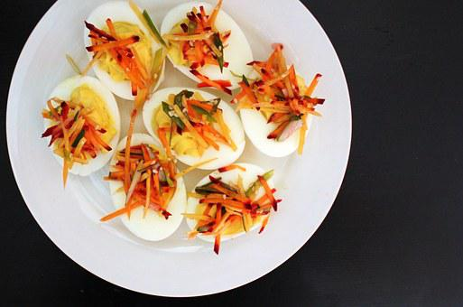 Deviled Eggs, Food, Chef, Personal Chef, Catering