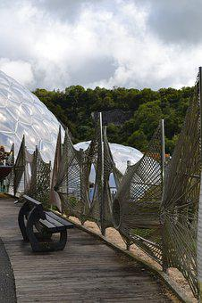 Eden, Project, Biodome, Cornwall, Environment, Ecology