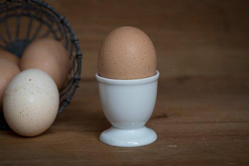 Egg, Breakfast Egg, Breakfast, Egg Cups, Boiled Eggs