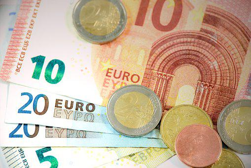 Euro, Money, Currency, The European, The Background