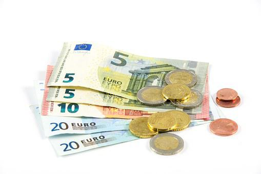 Euro, Money, A Wealth Of, Cash, Finance, Currency
