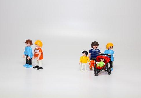 Playmobil, Toys, Children Toys, Family, Play