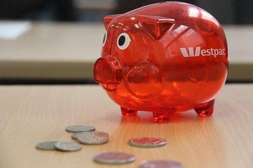 Piggybank, Piggy, Coin, Savings, Finance, Banking