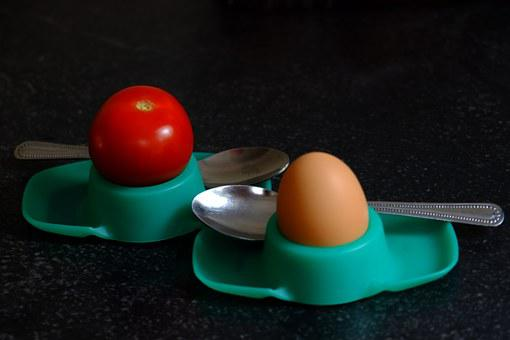 Egg, Tomato, Food, Delicious, Red, Eat, Breakfast Egg