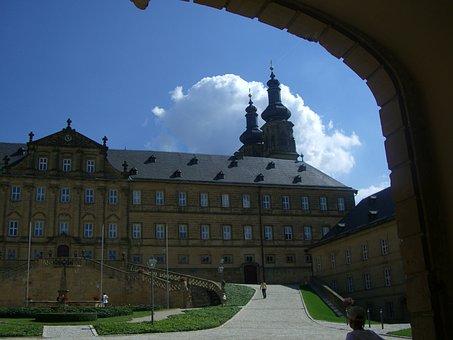 Banz Abbey, Mainfranken, Former Benedictine Monastery