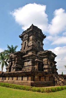 Candi, Singosari, Malang, Jawa Timur, Indonesian, Stupa