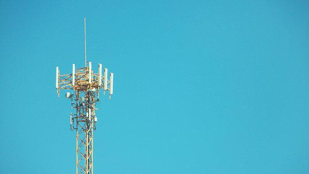 Telecommunications, Cellular, Network, Antenna, Mobile