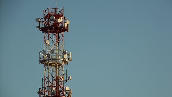 Telecommunications, Cellular, Network, Antenna, Mobile