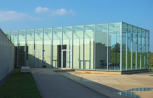 Architecture, Facade, Building, Glass, Modern
