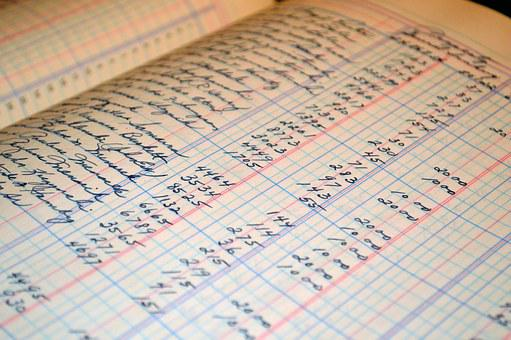 Ledger, Accounting, Business, Money, Balance, Financial
