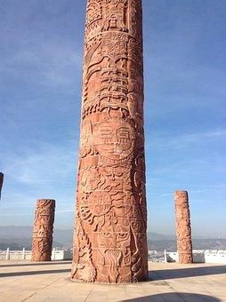 October Sun Calendar, Pillar, Minority