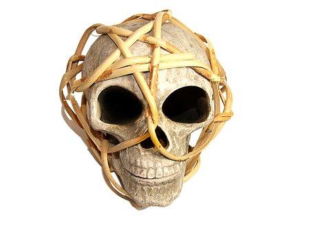 Skull And Crossbones, Skeleton, Bone, Skull, Dead