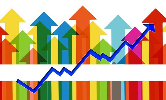 Arrows, Growth Hacking, Profit, Business, Economy