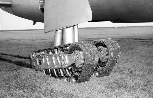Chassis, Aircraft, Machine, B 36 Peacemaker, Convair